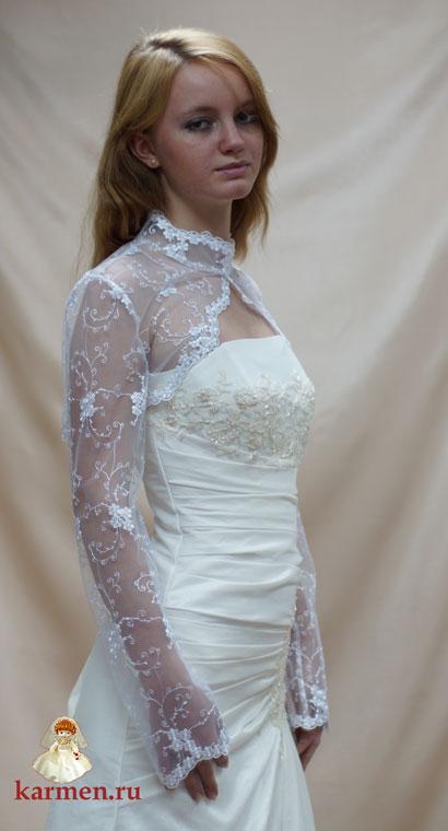 Платье вечернее кружевное платье
